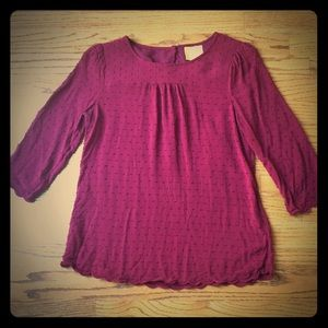 BEAUTIFUL MAEVE TOP from Anthropologie - Size 2